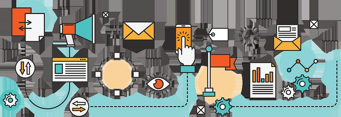 agencia marketing digital social media plan